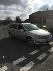 2010 vauxhall astra 1.7 eco flex cheap tax cheap insurance almost full mot