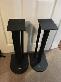 Pair Atacama Nexus speaker stands