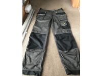 """Snickers workwear trousers 33""""/32"""""""