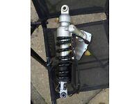 BMW R1200GS LC/WC factory low shocks