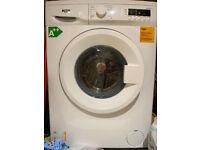 Washing Mashine - Bush WMDF612W - White