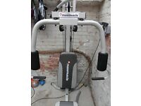 Maximuscle Vertical Home Multigym
