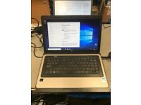 HP 635 AMD DUAL CORE LAPTOP, 6GB RAM , AMD HD 6310 GRAPHICS, 320GB HDD , BLU RAY DRIVE £80