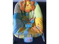 Rocking Chair for Babies, hardly used, excellent condition.