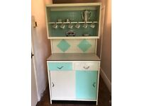 1950s Kitchen Cabinet