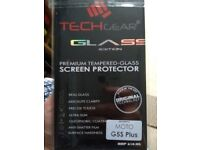 Screen protector G5S Plus