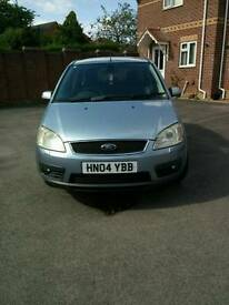 FORD FOCUS C-MAX GHIA VERY GOOD CONDITION 2.0 TDCI FAMILY CAR
