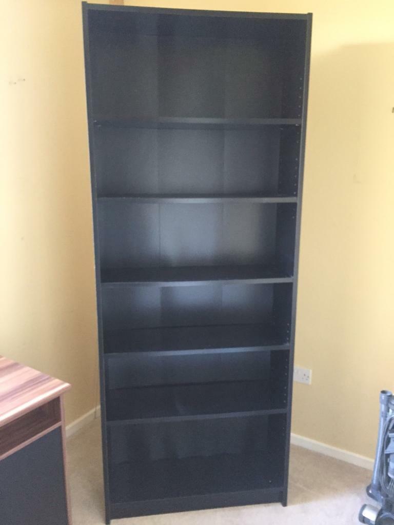 Ikea Billy Bookcase Black In Camberwell London Gumtree