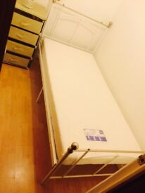 3 month old single bed and mattress