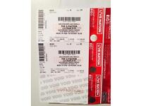 X factor tickets motor point arena Cardiff x2 .. 18th February