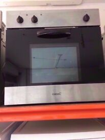 Cata Oven Silver Colour *** Excellent Condition *** Fully working and reliable