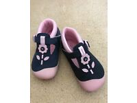 """NEW"" Startrite baby girls shoes size 4.5 F"