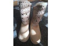 Ugg/Australian luxe embellished boots