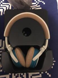 Bose Soundlink headphones white
