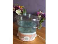 2 layer Phillips Food Steamer-Delivery included