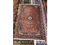 Indian handmade wool rug