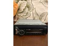 Sony cd/DAB radio car stereo for sale