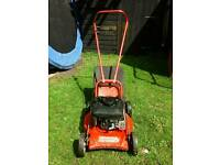 Countax lawnmower (alloy deck)