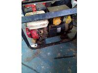 Honda generator petrol