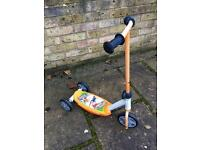 Boy's scooter