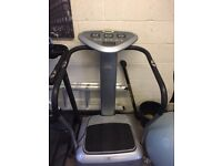 Power plate for sale. Working order. £40, collect only