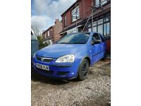 Vauxhall Corsa Life 1.0 petrol 2006 (Opel) **COLLECT TODAY**