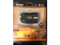Digital camcorder ,Vivitar 8.1 mega pixels