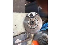 Vw Mk4 golf disco brakes