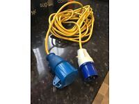 Electric hook up lead 10mtr