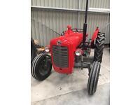 Massey Ferguson 35x Vintage Tractor Fully Restored