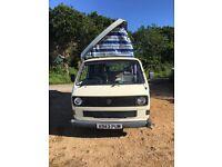 VW T25 Campervan 1.6 Diesel