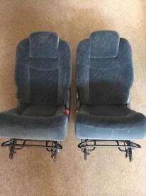 Car/van seats x2