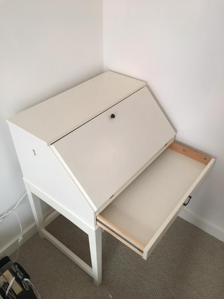 ikea hemnes desk bureau in cheadle manchester gumtree. Black Bedroom Furniture Sets. Home Design Ideas