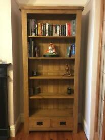 Bookcase and Sideboard