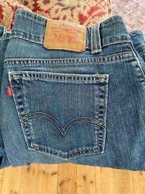 Levi Jeans X2 £15 Each
