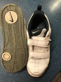 Boys trainers size 12.5