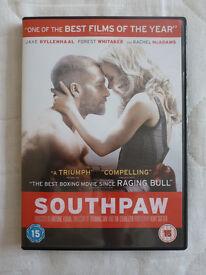 SOUTHPAW DVD