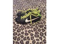 Nike football boots size 3
