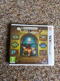 Professor Layton Azran Legacy