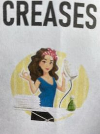 Creases Ironing Service