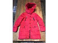 Moncler Children Jacket in Pink