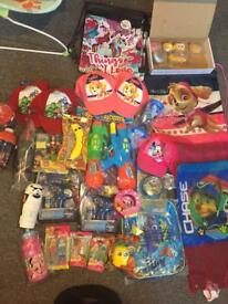 Children's toys, bags, squishies and more!
