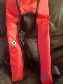 Crewsaver adult life jacket 150N