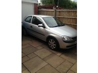 Vauxhall corsa automatic, one lady owner, low miles.