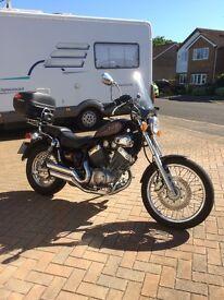 1995 Yamaha virago 535 £2500