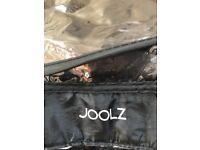 Joolz pushchair raincover