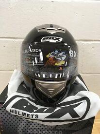 Box Bk-1 black small helmet
