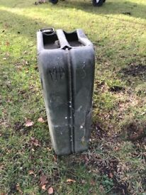 Jerry can metal
