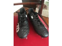Canterbury rugby boots, size 7.5