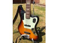 Fender MIJ Jaguar Bass Guitar